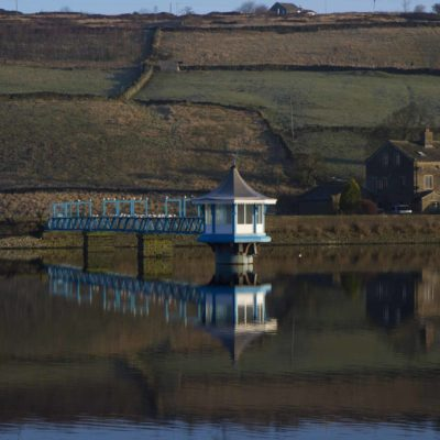 Leeming Reservoir, near Oxenhope