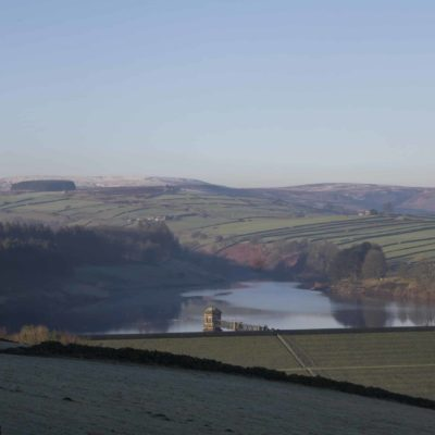 Lower Laithe Reservoir, near Haworth