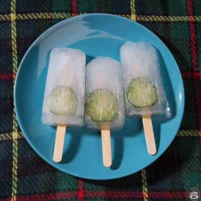 GIn Ice Lollies