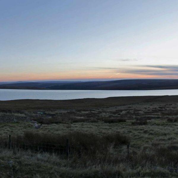 8 landscape images at Warley Moor Reservoir