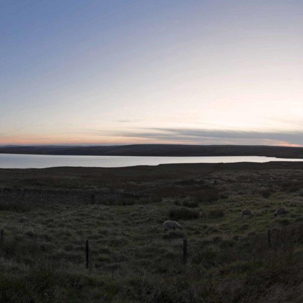 11 landscape at Warley Moor Reservoir