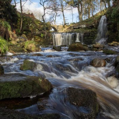 Lumb Falls, Hebden Bridge.