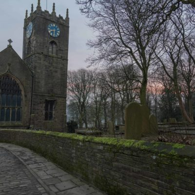 St Michael and All Angels' Church, Haworth