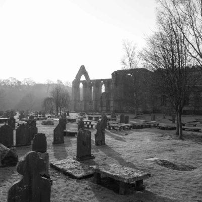 Bolton Abbey Priory & Graveyard
