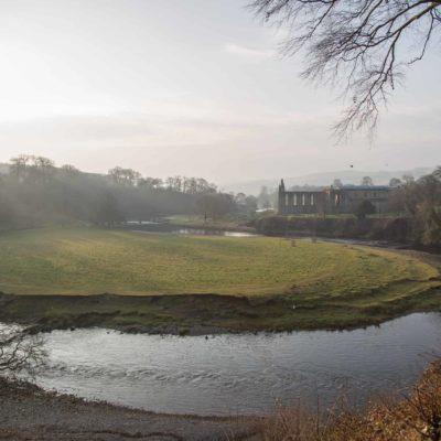 River Wharfe & Bolton Abbey
