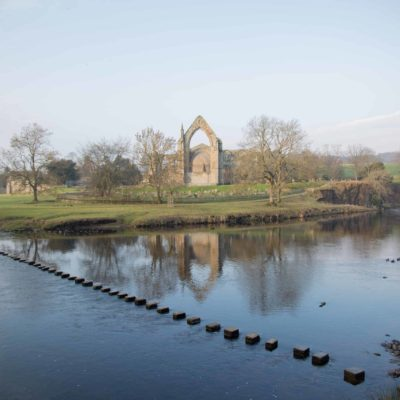 Bolton Abbey & Stepping Stones
