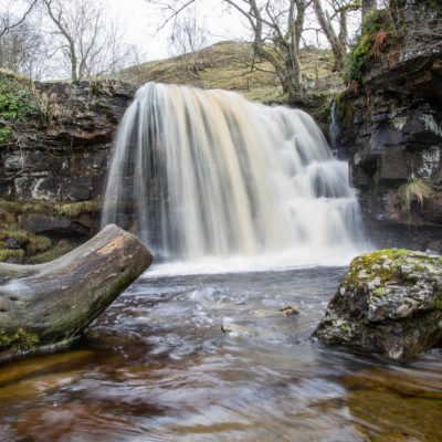 East Gill Force, Keld.