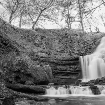 Scaleber Force, near Settle.