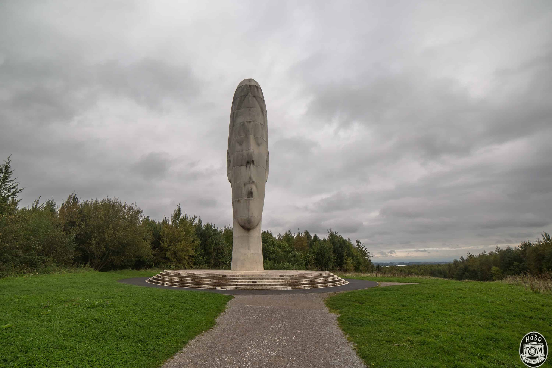 Dream Sculpture , Sutton Manor Colliery