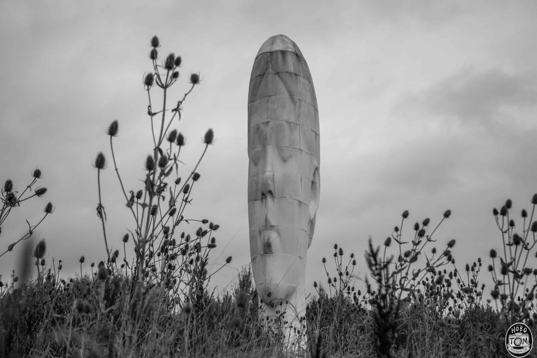 Dream Sculpture, Sutton Manor Colliery