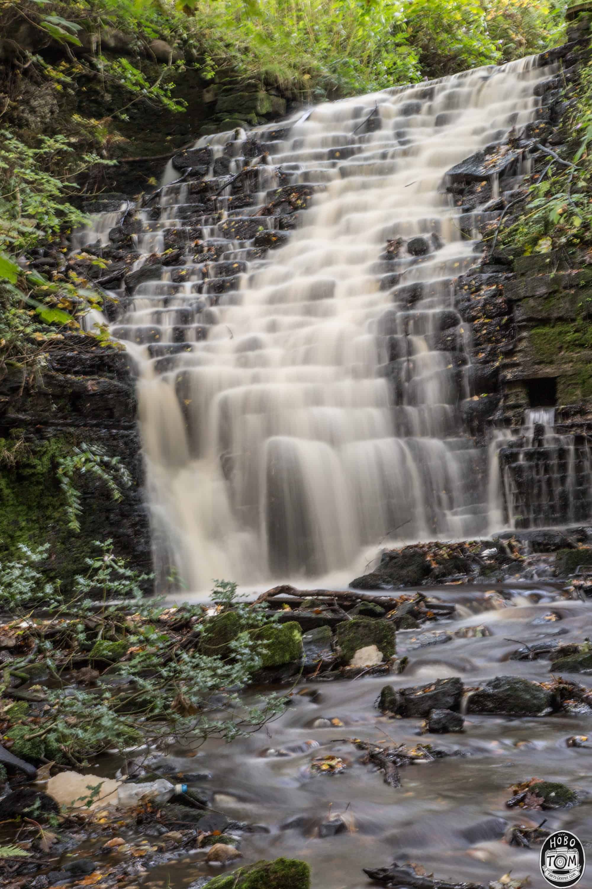 White Coppice Waterfall