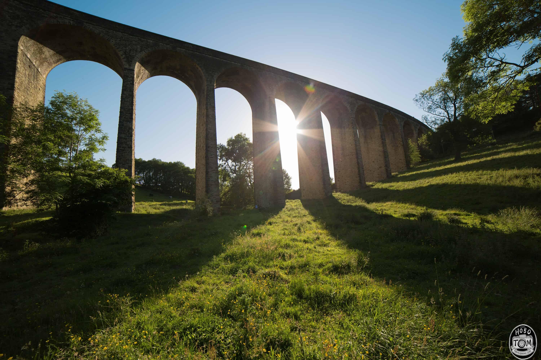 Thornton Viaduct, Thornton, Bradford