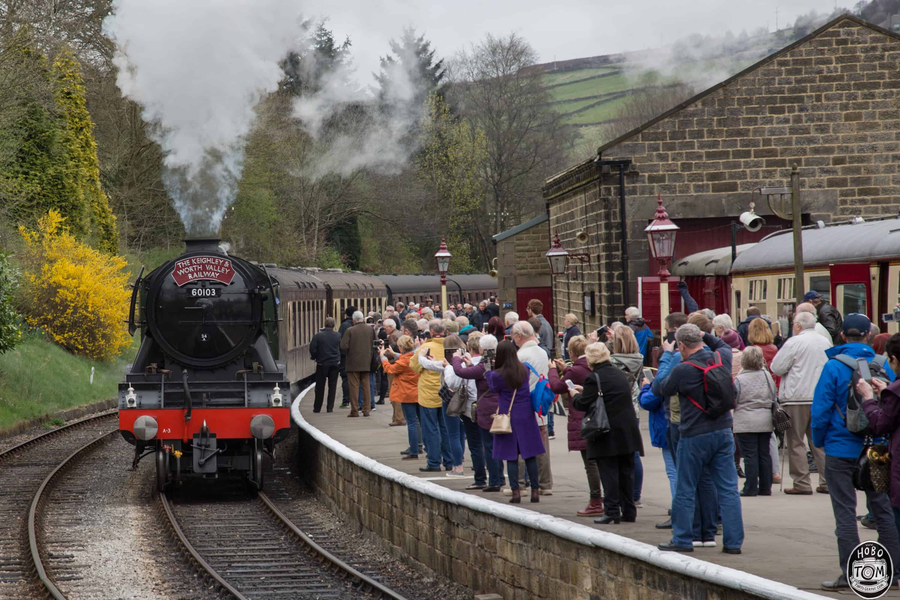 Flying Scotsman, Oxenhope
