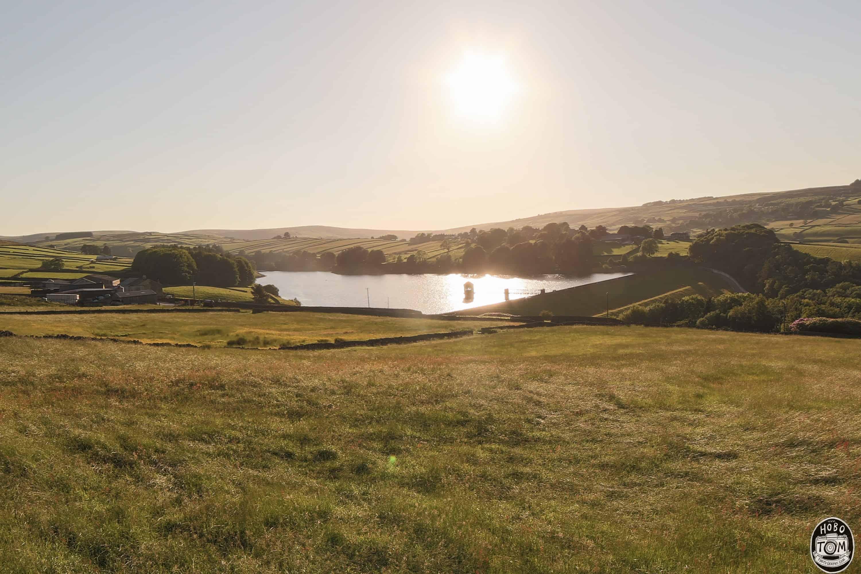 Lower Laithe Reservoir, Haworth