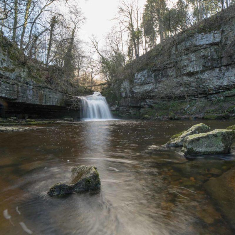 West Burton Falls, West Burton Yorkshire