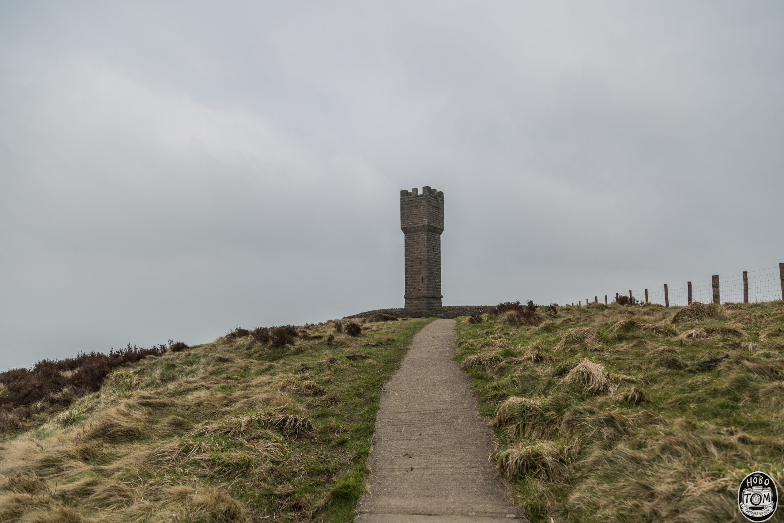 Lunds Tower, Cowling, North Yorkshire