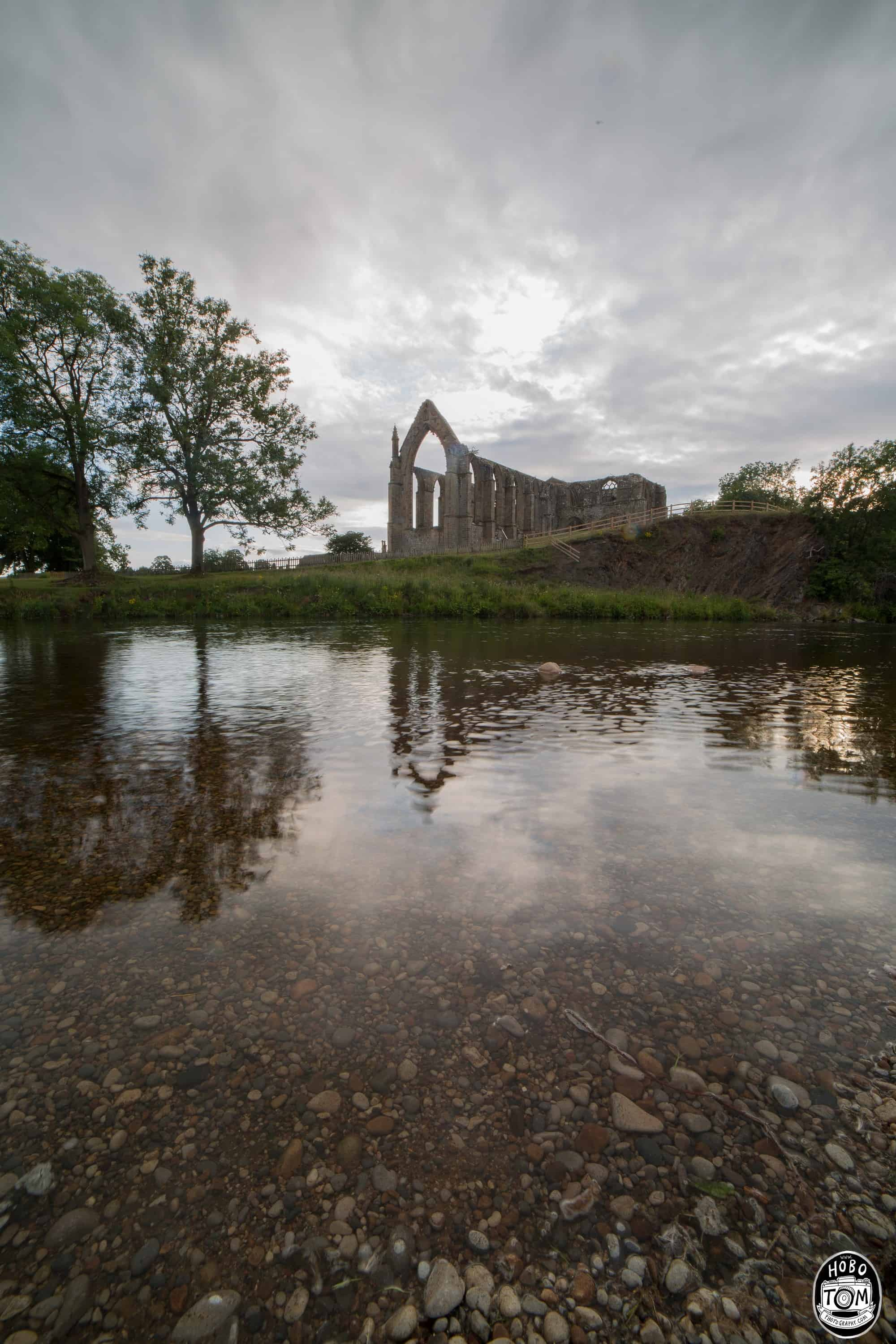 Bolton Abbey Priory Reflection