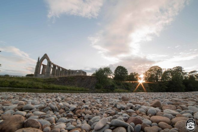 Bolton Abbey pebble beach