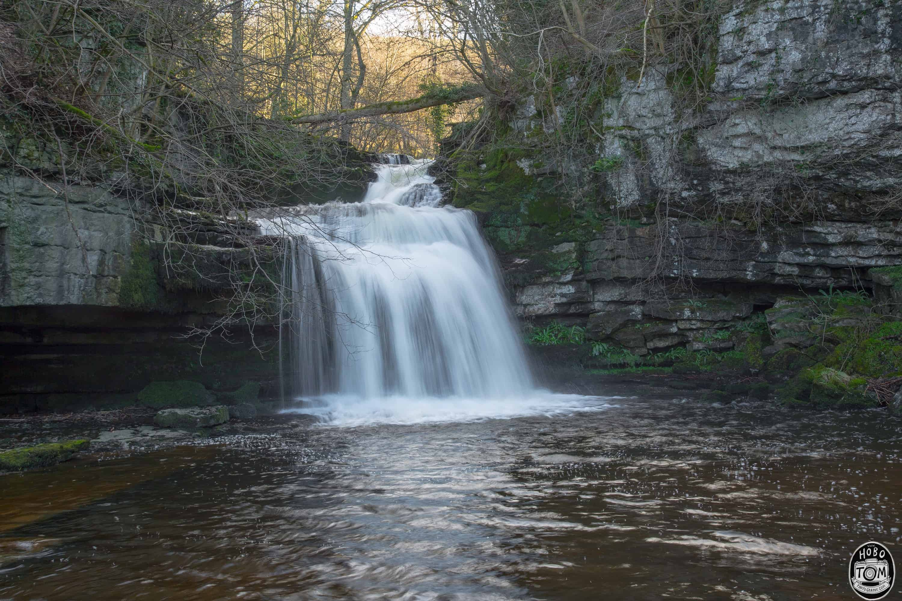 West Burton Falls, West Burton Yorkshire