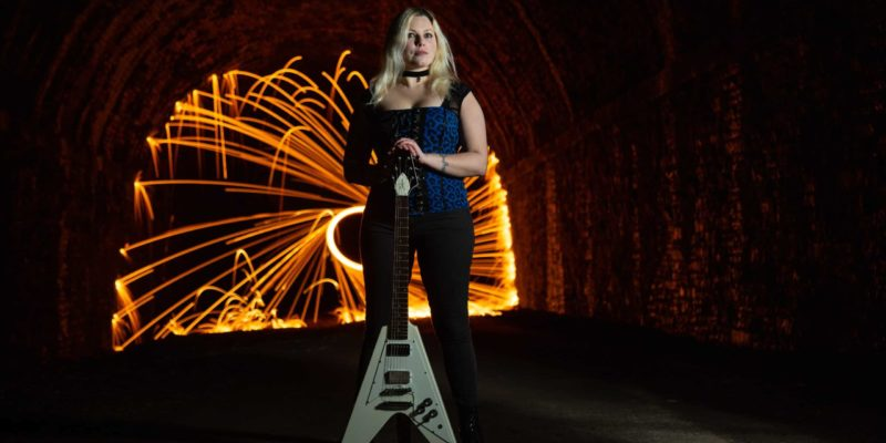 Wire Wool Spinning at Wyke Tunnel, with Kayleigh Laville