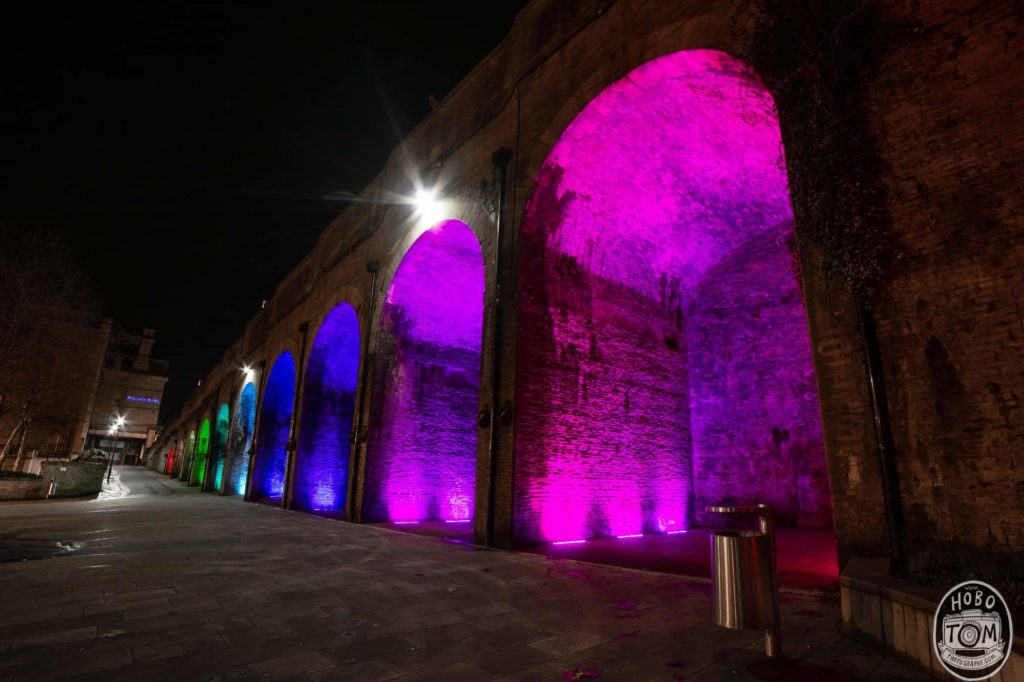 Forster Square Railway Arches