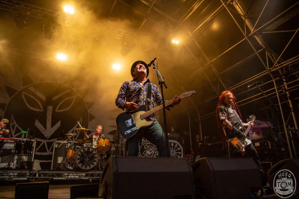 The Levellers at Beautiful Day Out, The Piece Hall,Halifax